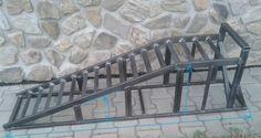 Výstavní nájezdy pro osobní automobily - Žďár nad Sázavou, prodám