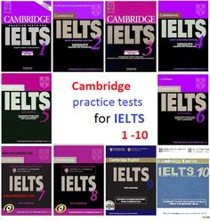 Cambridge Practice Tests for IELTS contains four complete practice tests for the Academic module of the IELTS, plus extra Reading and Writing papers for the General Training module. The inclusion of annotated keys and tapescripts for each test makes the book ideal for the purposes of self-study students. The cassettes contain listening material carefully chosen to reflect the reality of the exam in terms of timing, format and the types of speaker and accent used. Other great books for…