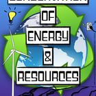 Conservation of Energy and Resources Unit by Teacher-guy | Teachers Pay Teachers