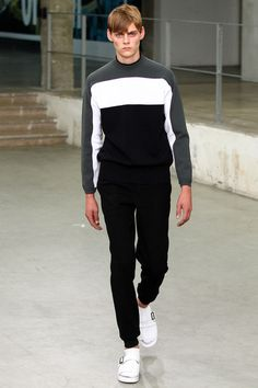 Carven Spring-Summer 2015 Men's Collection