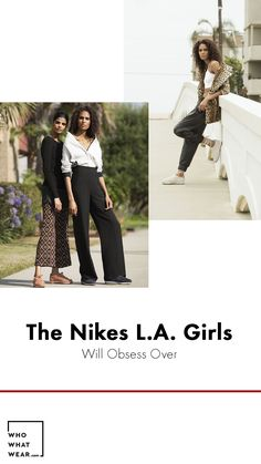 L.A. girls are going to love these Nike sneakers