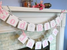Hey, I found this really awesome Etsy listing at https://www.etsy.com/listing/181762317/god-bless-your-child-christening-banner
