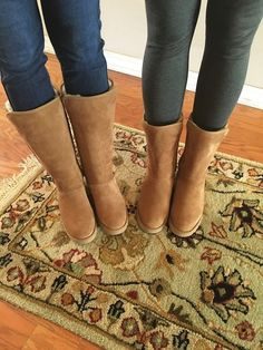 The classic UGG boot was re-imagined with a new slim profile!