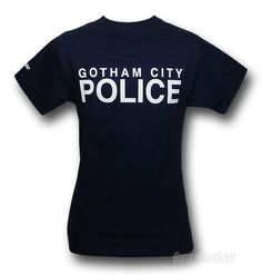 Batman Gotham City Police T-Shirt