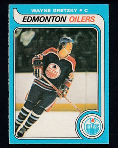 This page shows the best examples of expensive cards from all sports genre's! Hockey Cards, Baseball Cards, Hockey World, Wayne Gretzky, Edmonton Oilers, Most Expensive, Trading Cards, Nhl, Childhood Memories