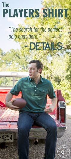 The Players Shirt Tailgate Collection | Criquet Shirts