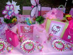 Si estás buscando ideas de decoración de fiestas infantiles de Hello Kitty, no…