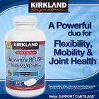Kirkland Signature Extra Strength Glucosamine with MSM - 375 tablets