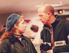 Elizabeth Corday & Mark Greene - ER