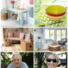July favorite diy home projects @Four Generations One Roof
