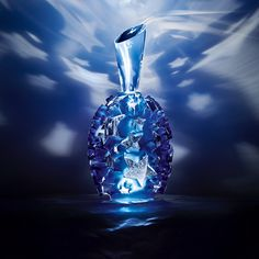 🇫🇷 If you are in Paris, you might have a chance to discover the first collection of unique bottles as works of art. These desirable objects combine art, fantasy, creation and traditional know-how to offer an item that will be unique to each purchaser… Come discover our universe, only at @printempsofficial Angel Perfume, Shades Of Light Blue, Dimonds, Thierry Mugler, Might Have, Bottle Crafts, I Love Fashion, Baby Blue, Christmas Bulbs