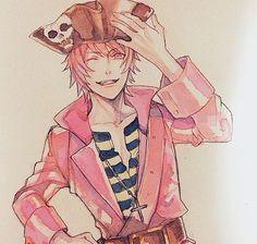 Uta no prince-sama pirates _ Otoya Missing My Wife, Otoya Ittoki, My Singing, Uta No Prince Sama, The Shining, Pretty Boys, Princess Zelda, Cosplay, Manga