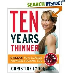 10 Years Thinner Review: http://www.beautyandfashiontech.com/2008/02/beauty-and-fashion-tech-goes-on-a-diet-with-ten-years-thinner-by-christine-lydon-md.html