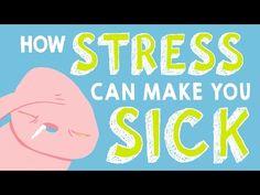 Как стресс влияет на орган - Сырье Новости World Food