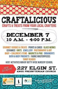 Things To Do with the Kids in Ottawa and at Home: Craftilicious 2014