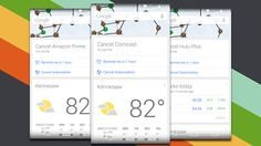 Use Google Now Reminders to Get Quick Links to Cancel Subscriptions