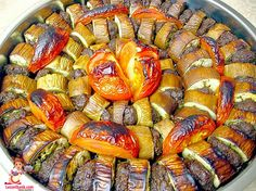 Kilis Kebabı (Antep Kebabı)