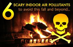 6 Scary Home Air Pollutants to Avoid this Halloween & Beyond