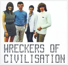 Wreckers of Civilisation - The Story of Coum Transmissions