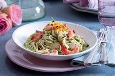 Špagety 20x jinak   Apetitonline.cz Cabbage, Spaghetti, Menu, Favorite Recipes, Vegetables, Ethnic Recipes, Food, Essen, Menu Board Design