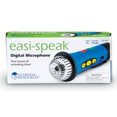 Mrs. Miner's Kindergarten Monkey Business: Easi-Speak Giveaway! Read Why You Want One and all the ways she used it in her classroom, easy to enter