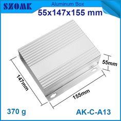 $9.86 (Buy here: https://alitems.com/g/1e8d114494ebda23ff8b16525dc3e8/?i=5&ulp=https%3A%2F%2Fwww.aliexpress.com%2Fitem%2F1-piece-heatsink-aluminum-extrusion-enclosure-electrical-anodizing-junction-box-for-industry-55-147-155mm%2F32548324222.html ) 1 piece heatsink aluminum extrusion enclosure electrical anodizing junction box for industry 55*147*155mm for just $9.86
