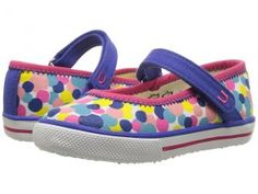 Umi Kids Hana B (Toddler/Little Kid) (Light Blue Multi) Girls Shoes