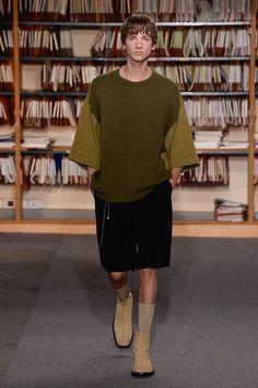 Dries Van Noten Spring 2018 Menswear collection.