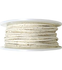 "1/4""x50yd Cotton Piping Size 2-Natural"