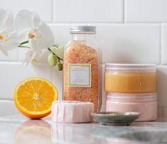 The Orange & Ylang Ylang Collection: Grand Luxury Gift Set