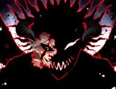 Demon King Anime, Demon Manga, Cool Anime Wallpapers, Animes Wallpapers, Otaku Anime, Anime Art, Black Clover Manga, Cool Anime Pictures, Cute Black Guys