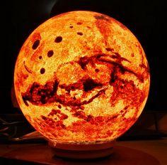 엽기 혹은 진실 (세상 모든 즐거움이 모이는 곳) | 독특한 행성 램프 - Daum 카페