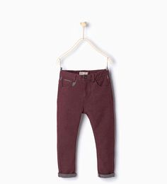 ZARA - KIDS - Trousers with pocket detail