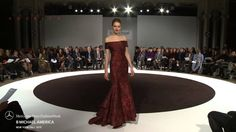 B MICHAEL AMERICA MERCEDES-BENZ FASHION WEEK FW 2015 COLLECTIONS