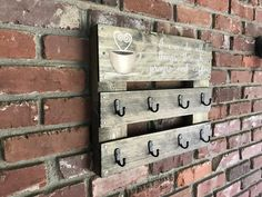Customized Coffee Mug Rack Personalized Coffee Cup Rack