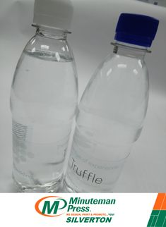 Ensure that your business is an asset. What is your marketing strategy? Why not invest in giving something back to your walk in clients. We can help you print on water bottles or any promotional products, like these water bottles that look amazing with the clean, modern branding of Truffle Asset Management.  Call us today if you are interested in something similar.  We DESIGN, We PRINT, We PROMOTE YOUR BUSINESS!