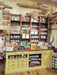 Anthropologie by Marie's Shots, via Flickr. Please just transport this straight into my house!