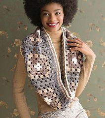 Granny Square Glam  ~ Inspiration