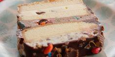 The Pioneer Woman's Ice Cream Layer Cake