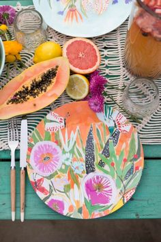 Table Talk: Spring Entertaining - Anthropologie Blog