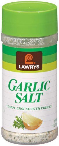 Garlic salt ingredients
