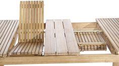 Stół ogrodowy Falun XL poza podstawowym wymiarem drewnianego blatu, posiada dodatkowo możliwość rozłożenia go. Trzy wymiaru blatu w jednym stole - 150/175/200x100cm!  http://meblefann.pl/product-pol-134-Rozkladany-stol-ogrodowy-FALUN-XL.html