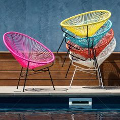 1000+ images about Acapulco Chair on Pinterest  Acapulco chair, Acapulco and Open plan living
