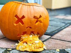 Mit diesem Trick schmeckt Popcorn wie im Kino! Halloween Party Kinder, Popcorn Wie Im Kino, Mom Blogs, Pumpkin Carving, Leo, Germany, Harry Potter Diy, Harry Potter Birthday, Bricolage Halloween