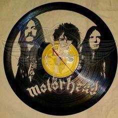 23,50 € Horloge vinyle décoration Motorhead