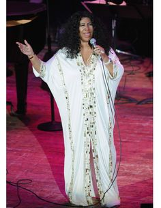 Celebrities Wearing Caftans - Town & Country