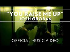 """© 2006 WMG """"You Raise Me Up"""" by Josh Groban, from Closer. Connect with Josh: Facebook: http://www.facebook.com/joshgroban Twitter: http://www.twitter.com/jos..."""