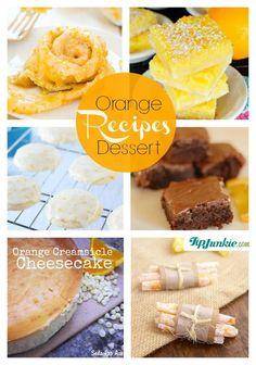 Orange Recipes Dessert-jpg