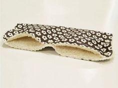 Tutoriel DIY: Coudre un manchon de poussette via DaWanda.com