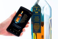 Behold, the NFC-enabled smart whisky bottle https://gigaom.com/2015/02/25/behold-the-nfc-enabled-smart-whisky-bottle/